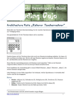 Architecture Kata Sicherer Taschenrechner