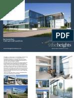 The Heights at Brooklands – Office space to rent in Weybridge, Surrey