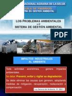 2. SGA  (Ing. Amb.) Problemática Ambiental