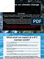 EU actions on climate change