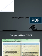 Dhcp DNS Wins