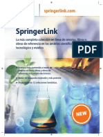 SpringerLink LA Spanish