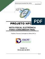 Manual de Especificacoes Tecnicas Da Contingencia Offline Versao 1.2!30!04 2013