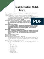 salem witch trials aftermath
