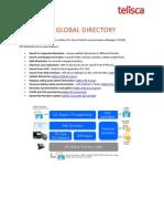 IPS Global Directory and Addons Datasheet