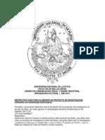 Instructivo_Investigación_DCV_DI_IntegraciónCultural_2011
