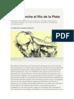 María de los Ángeles González - De la Mancha al Río de la Plata.
