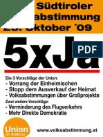 A5FlugblattUnion Volksabst09