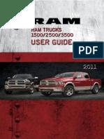 2011 Ram Truck UG 3rd