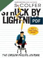 Struck by Lightning_ the Carson Phillips Journal - Colfer_ Chris