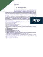 Manual de Organización y Funcionamiento de Enfermeria