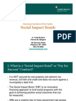 Social Impact Bonds Power Point