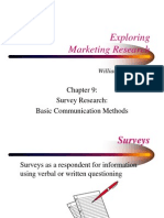 09 Survey Types