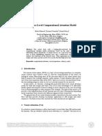 A Three-Level Computational Attention Model (1)