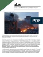 Cum Vede Romania Criza Kiev
