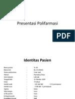 Presentasi Polifarmasi