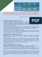 Boletim nº 015_2013 - Sessões de 11 e 12 de dezembro de 2013
