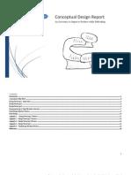 conceptual design report