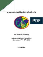 ESAB 2009 Program Onscreen