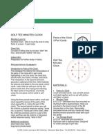 09 Clockwork Summaries