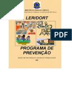 ====== LER-DORT  PROGRAMA DE PREVENÇÃO