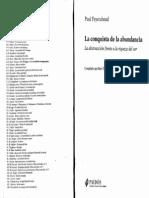 Feyerabend p 2001 La Conquista de La Abundancia