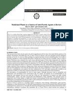 PLANTE Medicamente Antipiretice