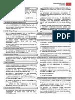 Administrative Law Case Brief 1st Exam Coverage