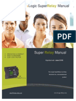 xLogic SuperRelay User Manual