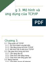 Chuong III - Mo Hinh TCP IP
