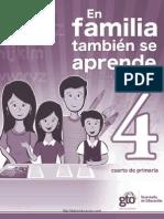 En Familia Tambien Se Aprende 2011 Cuarto Diarioeducacion.com