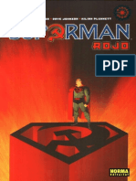 Superman Rojo