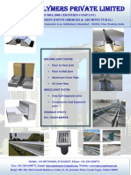 Expansion Joint Catalouge