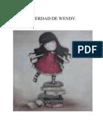 La verdad de Wendy de Alma García Ramírez