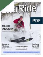 Vermont Ski & Ride Feb 2014