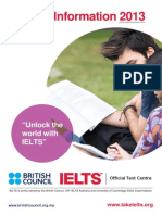 Malaysia Downloads Exams Ielts General Info Booklet 2013