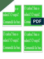 Comanda La BarPDF