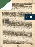 Carta de Corso de 1590