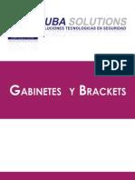 Catalago Gabinetes y Brakets