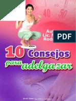10 Consejos Para Adelgazar