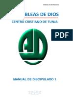 1. Manual de Discipulado 1