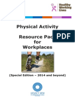 Physical Activity Resource Pack