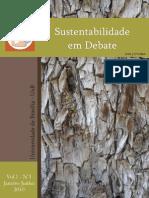 35582924 Revista Sustentabilidade Em Debate
