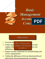 Basic Management Accounting Concepts