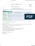 IDoc Packaging - SAP PI 7.1 EHP1 (and Above)