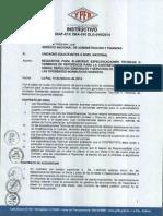 Circular GNAF-013-2014 Requisitos Para Elaborar Especificacione Tecnicas