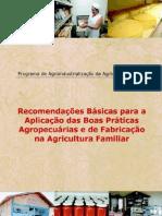 Programa de agroindustrialização da agricultura familiar