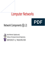 Lect 1 3 Network Components REDES
