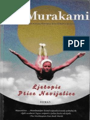 862abdb34e1 Ljetopis Ptice Navijalice - Haruki Murakami