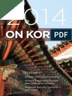 Kei Onkorea 2014 Final Single Pages